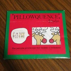 (3/$13) New but open box Christmas novelty pillow